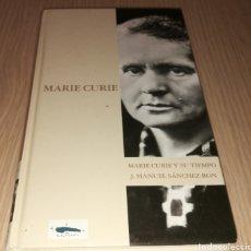 Libros de segunda mano: MARIE CURIE. Lote 235169995
