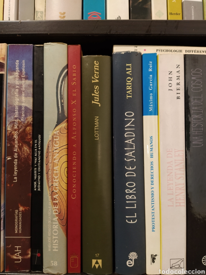 Libros de segunda mano: Jules Verne Herbert Lottman, Anagrama - Foto 15 - 194247682
