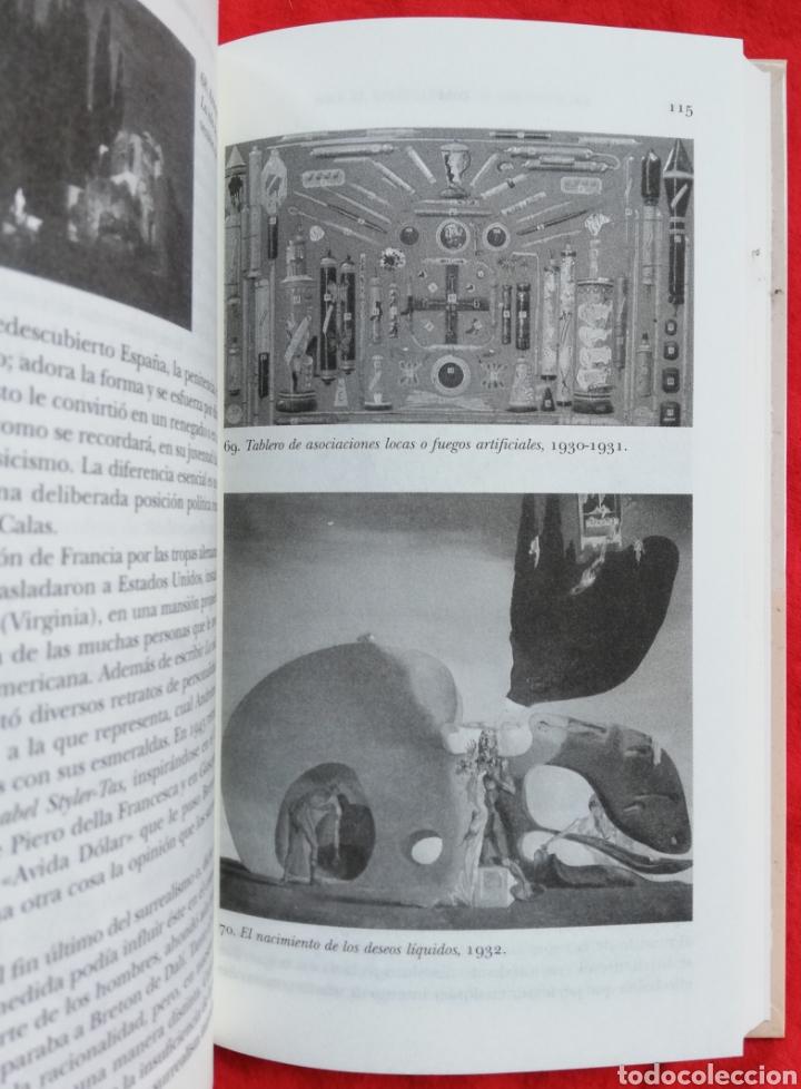 Libros de segunda mano: SALVADOR DALÍ - 2004 - DAWN ADES ~PRÓLOGO FERNANDO ARRABAL - ED. ABC - PJRB - Foto 3 - 235426240