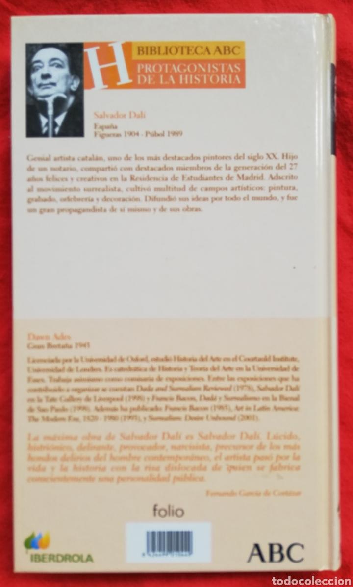 Libros de segunda mano: SALVADOR DALÍ - 2004 - DAWN ADES ~PRÓLOGO FERNANDO ARRABAL - ED. ABC - PJRB - Foto 6 - 235426240