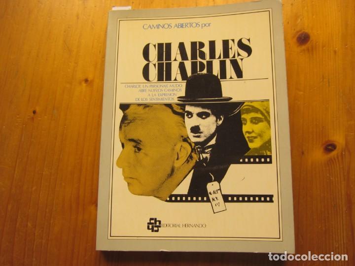 CHARLES CHAPLIN (Libros de Segunda Mano - Biografías)