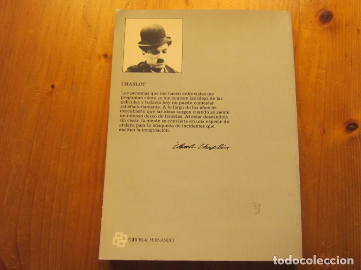 Libros de segunda mano: CHARLES CHAPLIN - Foto 2 - 235556030