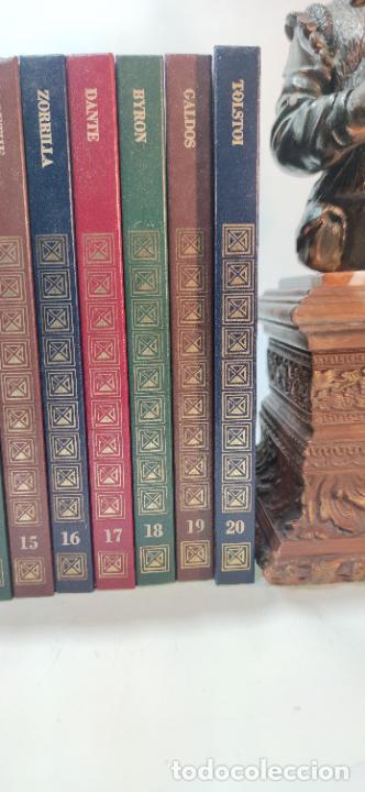 Libros de segunda mano: Colección los gigantes. La nueva biblioteca para todos. 19 tomos. Biografías personajes célebres. - Foto 4 - 235798345