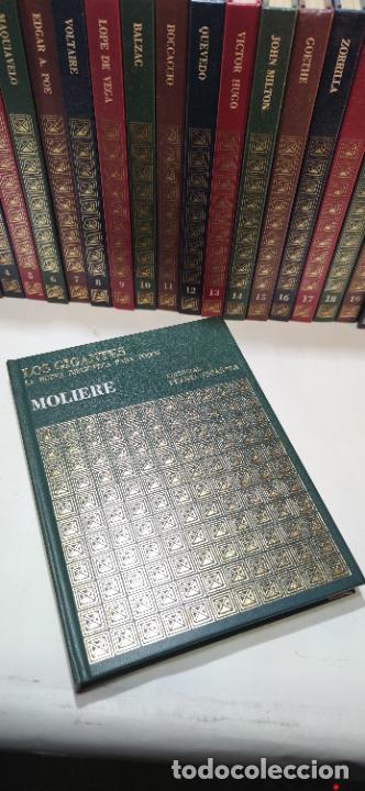 Libros de segunda mano: Colección los gigantes. La nueva biblioteca para todos. 19 tomos. Biografías personajes célebres. - Foto 5 - 235798345
