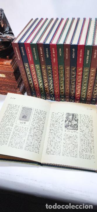 Libros de segunda mano: Colección los gigantes. La nueva biblioteca para todos. 19 tomos. Biografías personajes célebres. - Foto 8 - 235798345