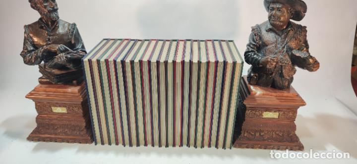 Libros de segunda mano: Colección los gigantes. La nueva biblioteca para todos. 19 tomos. Biografías personajes célebres. - Foto 10 - 235798345