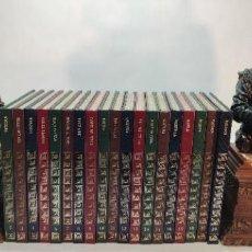 Libros de segunda mano: COLECCIÓN LOS GIGANTES. LA NUEVA BIBLIOTECA PARA TODOS. 19 TOMOS. BIOGRAFÍAS PERSONAJES CÉLEBRES.. Lote 235798345