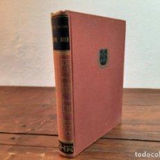 Libros de segunda mano: GENERAL MOLA (EL CONSPIRADOR) - GENERAL JORGE VIGÓN - EDITORIAL AHR, 1957, 1ª EDICION, BARCELONA. Lote 235958665