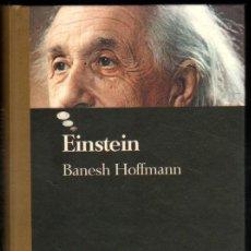 Libros de segunda mano: EINSTEIN - BANESH HOFFMANN - ILUSTRADO. Lote 236528335
