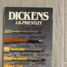 Libros de segunda mano: DICKENS - JB PRIESTLEY. Lote 236744790
