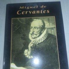 Libros de segunda mano: GRANDES BIOGRAFIAS MIGUEL DE CERVANTES. Lote 237007850