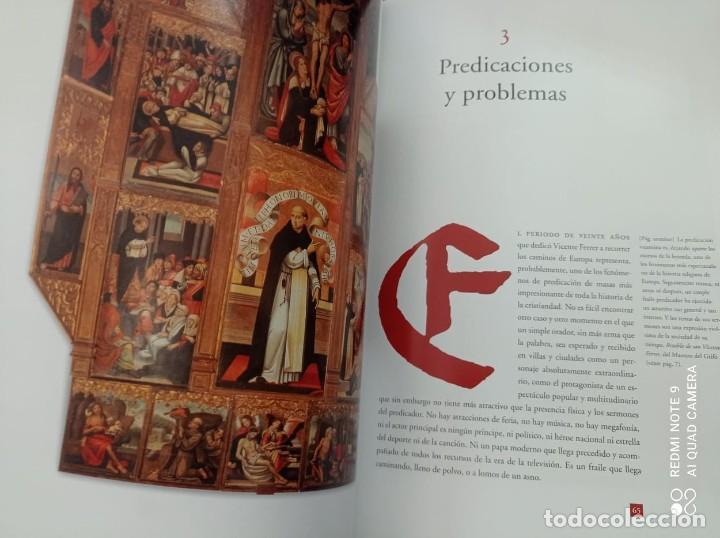 Libros de segunda mano: SAN VICENTE FERRER. VIDA Y LEYENDA - Foto 5 - 237224130