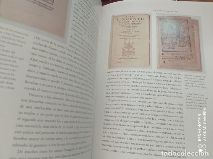 Libros de segunda mano: SAN VICENTE FERRER. VIDA Y LEYENDA - Foto 6 - 237224130