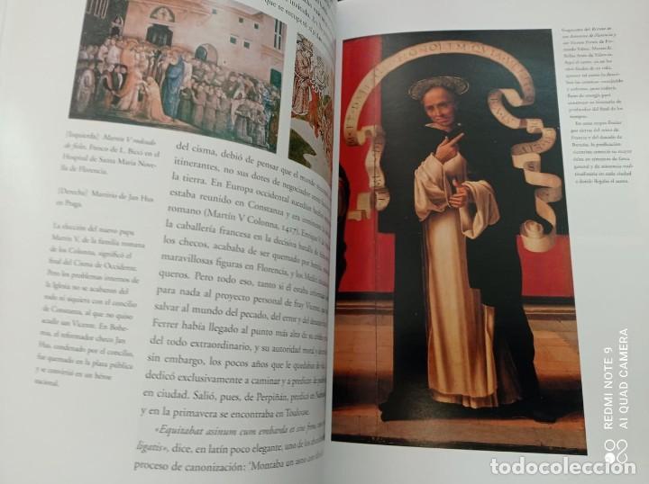 Libros de segunda mano: SAN VICENTE FERRER. VIDA Y LEYENDA - Foto 7 - 237224130