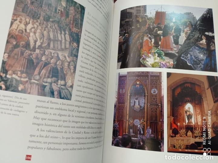 Libros de segunda mano: SAN VICENTE FERRER. VIDA Y LEYENDA - Foto 10 - 237224130