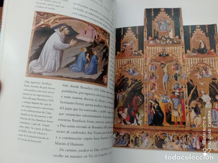 Libros de segunda mano: SAN VICENTE FERRER. VIDA Y LEYENDA - Foto 11 - 237224130