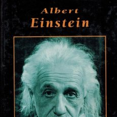 Libros de segunda mano: ALBERT EINSTEIN. Lote 237456765