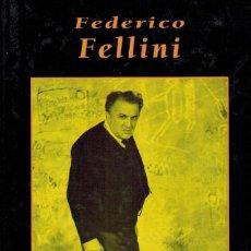 Libros de segunda mano: FEDERCO FELLINI. Lote 237458100