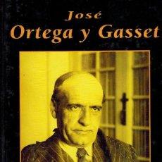 Libros de segunda mano: JOSÉ ORTEGA Y GASSET. Lote 237459630