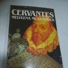 Libros de segunda mano: BIBLIOTECA SALVAT DE GRANDES BIOGRAFÍAS. CERVANTES. MELVEENA MC KENDRICK. SIN ABRIR. Lote 237464915