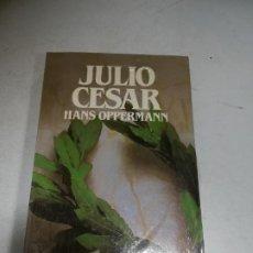 Libros de segunda mano: BIBLIOTECA SALVAT DE GRANDES BIOGRAFÍAS. JULIO CESAR. HANS OPPERMANN. SIN ABRIR. Lote 237465170