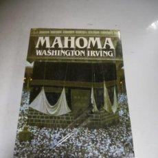 Libros de segunda mano: BIBLIOTECA SALVAT DE GRANDES BIOGRAFÍAS. MAHOMA. WASHINGTON IRVING. SIN ABRIR. Lote 237465755