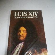 Libros de segunda mano: BIBLIOTECA SALVAT DE GRANDES BIOGRAFÍAS. LUIS XIV. RAGNHILD HATTON. SIN ABRIR. Lote 237465820