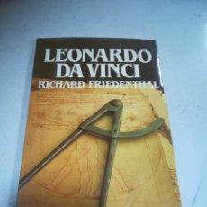 Libros de segunda mano: BIBLIOTECA SALVAT DE GRANDES BIOGRAFÍAS. LEONARDO DA VINCI. RICHARD FRIEDENTHAL. SIN ABRIR. Lote 237466645