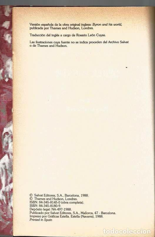 Libros de segunda mano: GRANDES BIOGRAFIAS, BIBLIOTECA SALVAT, 100 LIBROS, COMPLETA - Foto 4 - 234903565