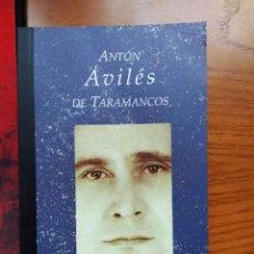 Libros de segunda mano: ANTÓN AVILÉS DE TARAMANCOS. A NOSA TERRA. FUNDACIÓN CAIXA GALICIA, PRIMERA EDICIÓN 2002.. Lote 238145660