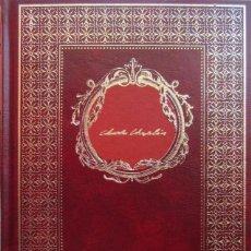 Libros de segunda mano: CHARLES CHAPLIN - BIBLIOTECA HISTÓRICA. Lote 239540285