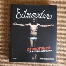 Libros de segunda mano: DE PROFUNDIS. BIOGRAFÍA DE EXTREMODURO. NUEVO.. Lote 240368975