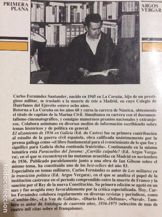 Libros de segunda mano: EL GENERAL FRANCO CARLOS FERNÁNDEZ - Foto 2 - 240559945