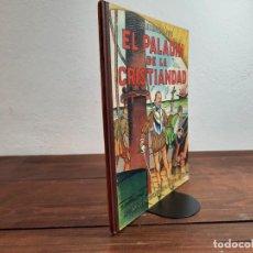 Libros de segunda mano: EL PALADIN DE LA CRISTIANDAD, BIOGRAFIA Y ANECDOTARIO DE D. JUAN DE AUSTRIA - SELECCIONES AYAX. Lote 242869165