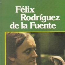 Libros de segunda mano: FELIX RODRIGUEZ DE LA FUENTE SALVAT 1981. Lote 243029995