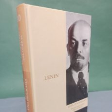 Libros de segunda mano: LENIN UNA BIOGRAFÍA FRANCISCO DÍEZ DEL CORRAL 2003. Lote 243176075