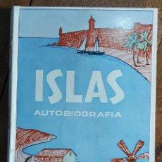Livros em segunda mão: ISLAS. AUTOBIOGRAFÍA. ESPERANZA MAYOL ALCOVER. IMPRENTA MOSSEN ALCOVER. PALMA DE MALLORCA 1976. Lote 243239495