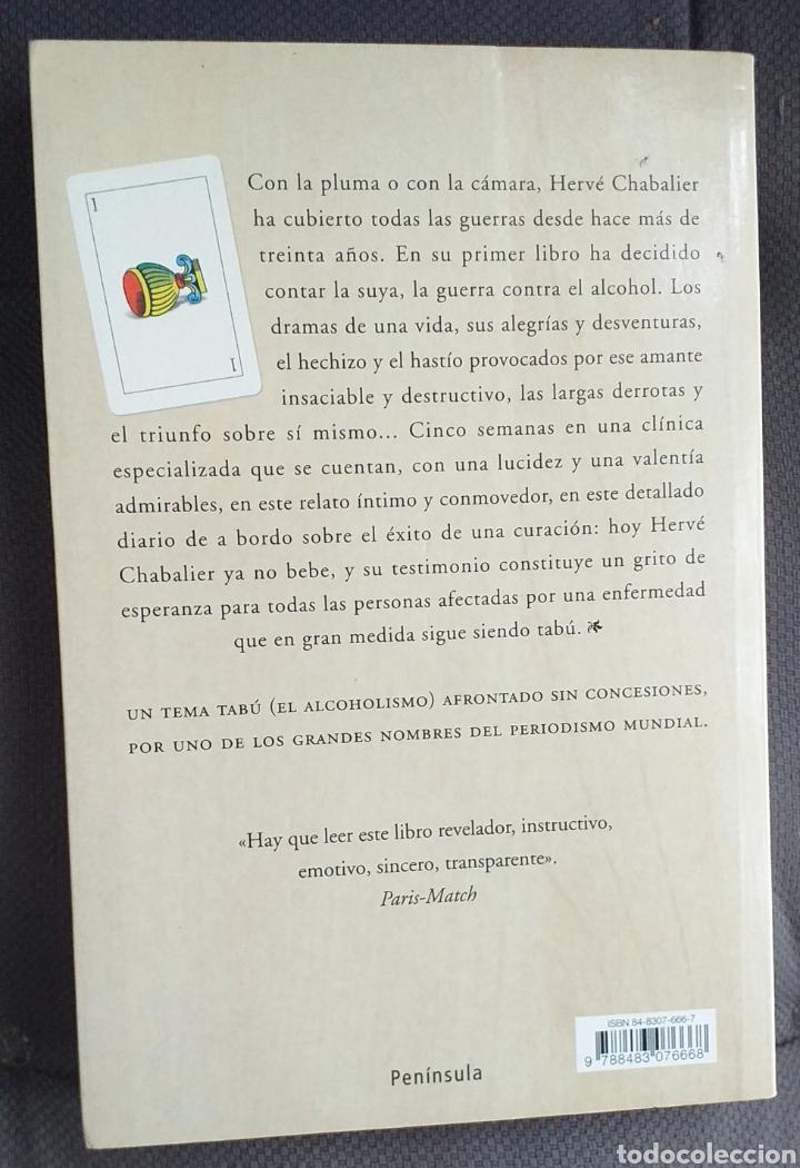 Libros de segunda mano: Hervé Chabalier - El último trago - Foto 2 - 243360920