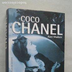 Libros de segunda mano: COCO CHANEL. AXEL MADSEN. Lote 243578110