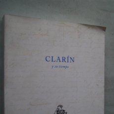 Libros de segunda mano: CLARIN Y SU TIEMPO. VV.AA. Lote 243583060