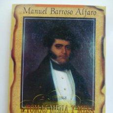 Libros de segunda mano: DR. TOMÁS MENA Y MESA. MÉDICO ILUSTRE DE FUERTEVENTURA. MANUEL BARROSO. Lote 243589365