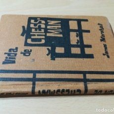 Libros de segunda mano: VIDA DE CHESSMAN / JAMES MARSHALL / RODEGAR / ZESQ302. Lote 244432065