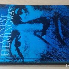 Libros de segunda mano: ERNEST HEMINGWAY / DAVID SANDISON / EDICIONES B / ZZ503. Lote 244432215