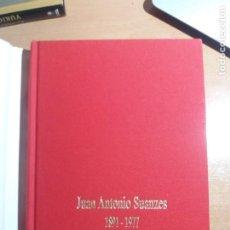 Libros de segunda mano: JUAN ANTONIO SUANCES, 1891-1977. LA POLÍTICA INDUSTRIAL DE LA POSGUERRA. Lote 244437435