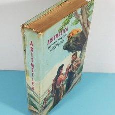 Libros de segunda mano: ARITMETICA TEORICO PRACTICA, A.BALDOR, CULTURAL COLOMBIANA 1972 639 PAGINAS TAPA DURA, COLOMBIA. Lote 244483545