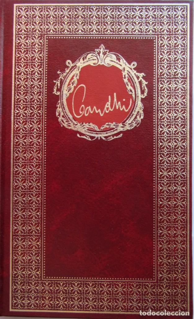 GANDHI - BIBLIOTECA HISTÓRICA (Libros de Segunda Mano - Biografías)
