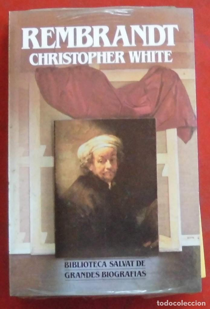 REMBRANDT. CHRISTOPHE WHITE. EDITORIAL SALVAT. LIBRO NUEVO (Libros de Segunda Mano - Biografías)