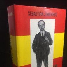 Livres d'occasion: PÍO BAROJA. SEBASTIÁN JUAN ARBÓ. PLANETA. 1969 BUEN ESTADO. Lote 245061875