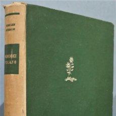 Libros de segunda mano: MENÉNDEZ PELAYO. HISTORIA DE SUS PROBLEMAS INTELECTUALES. LAIN ENTRALGO. Lote 245293010