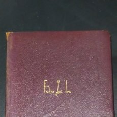 Libros de segunda mano: LIBRO DE AGUILAR GARCÍA LORCA.. Lote 245892205